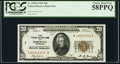 Fr. 1870-I $20 1929 Federal Reserve Bank Note. PCGS Choice About New 58PPQ