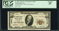 National Bank Notes:Illinois, Chicago, IL - $10 1929 Ty. 2 The Milwaukee Avenue National Bank Ch. # 14245 PCGS Very Fine 25.. ...