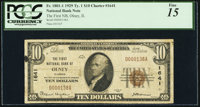 Olney, IL - $10 1929 Ty. 1 The First National Bank Ch. # 1641 PCGS Fine 15