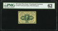 Fractional Currency:First Issue, Fr. 1240 10¢ First Issue PMG Uncirculated 62.. ...