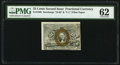 Fractional Currency:Second Issue, Fr. 1289 25¢ Second Issue PMG Uncirculated 62.. ...