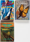 Books:Fine Press and Limited Editions, Charles Willeford Signed Limited Edition Books Group of 3 (Dennis McMillan Publishing, 1987).... (Total: 3 Items)