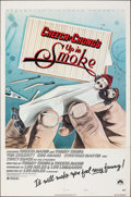 "Movie Posters:Comedy, Up in Smoke (Paramount, 1978). Folded, Very Fine. One Sheet (27"" X 41"") Style B. Charles White III Artwork. Comedy.. ..."
