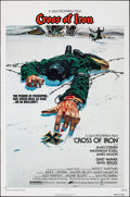 "Movie Posters:War, Cross of Iron & Other Lot (Avco Embassy, 1977). Folded, Very Fine-. One Sheets (5) (27"" X 41""). Robert Tanenbaum Artwork. Wa... (Total: 5 Items)"