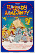 """Movie Posters:Animation, Raggedy Ann & Andy: A Musical Adventure & Other Lot (20th Century Fox, 1977). Folded, Very Fine. One Sheets (3) (27"""" X 41"""") ... (Total: 3 Items)"""
