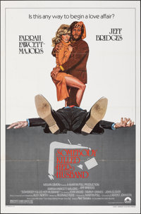 "Somebody Killed Her Husband & Other Lot (Columbia, 1978). Folded, Very Fine. One Sheets (2) (27"" X 41""..."