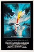 "Movie Posters:Action, Superman the Movie (Warner Bros., 1978). Folded, Very Fine. One Sheet (27"" X 41""). Bob Peak Artwork. Action.. ..."