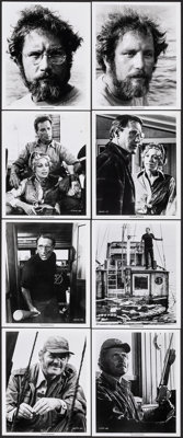 """Jaws (Universal, 1975). Very Fine. Photos (22) (8"""" X 10""""). Horror. ... (Total: 22 Items)"""