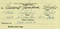 Football Collectibles:Others, 1968 Herb Adderley Signed Green Bay Packers Player's Contract - With Lombardi. ...