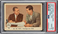 """Baseball Cards:Singles (1950-1959), 1959 Fleer Ted Williams """"Ted Signs for 1959"""" #68 PSA Gem Mint 10...."""