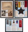 Military & Patriotic:Civil War, G.A.R. Collection Featuring Major General Fitzhugh Lee.