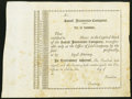 Miscellaneous:Other, Insurance Company of the State of Pennsylvania Stock Transfer Certificate 10 Shares 1798 AU;. Social Insurance Company (Sa... (Total: 2 items)