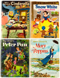 Books:General, Walt Disney Children's Books Group of 10 (Various Publishers, 1940s-60s).... (Total: 10 Items)