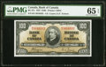 World Currency, Canada Bank of Canada $100 1937 BC-27c PMG Gem Uncirculated 65 EPQ.. ...