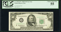Fr. 2109-D* $50 1950B Federal Reserve Star Note. PCGS Choice About New 55