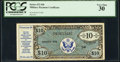 Military Payment Certificates:Series 472, Series 472 $10 PCGS Very Fine 30.. ...