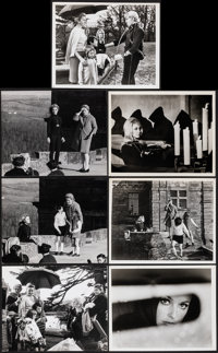 """Eye of the Devil (MGM, 1967). Very Fine-. Photos (13) (8"""" X 10""""). Horror. ... (Total: 13 Items)"""