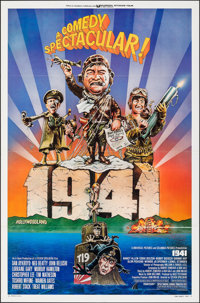 "1941 (Universal, 1979). Folded, Very Fine+. One Sheet (27"" X 41"") Style F. Peter Green Artwork. Comedy"