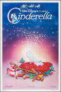 "Movie Posters:Animation, Cinderella & Other Lot (Buena Vista, R-1987). Folded, Very Fine-. One Sheets (5) (27"" X 41""). Bill Morrison Artwork. Animati... (Total: 5 Items)"