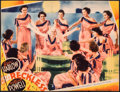 """Movie Posters:Drama, Reckless (MGM, 1935). Fine. Trimmed Lobby Card (10"""" X 13""""). Drama.. ..."""