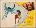 Movie Posters:Musical, Cabin in the Sky (MGM, 1943). Fine. Lobby Card (11...