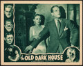 "Movie Posters:Horror, The Old Dark House (Universal, R-1939). Very Fine-. Lobby Card (11"" X 14""). Horror.. ..."