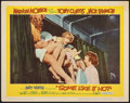 "Movie Posters:Comedy, Some Like It Hot (United Artists, 1959). Very Fine. Lobby Card (11"" X 14""). Comedy.. ..."