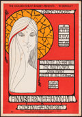 """Movie Posters:Rock and Roll, Country Joe and the Fish at the Finnish Brotherhood Hall (The Golden Sheaf Bakery, 1967). Fine. Concert Window Card (14"""" X 2..."""