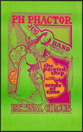 """Movie Posters:Rock and Roll, Ph Phactor Jug Band at the Retinal Circus (1967). Very Fine+. Concert Window Card (13.5"""" X 21.75"""") Fisher Artwork. Rock and ..."""