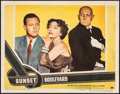 Movie Posters:Film Noir, Sunset Boulevard (Paramount, 1950). Fine on Paper....