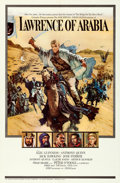 "Movie Posters:Academy Award Winners, Lawrence of Arabia (Columbia, 1962). Folded, Very Fine/Near Mint. One Sheet (27"" X 41""). Roadshow Style A: Howard Terpning A..."