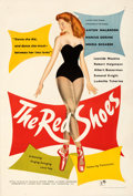 Movie Posters:Fantasy, The Red Shoes (Rank, 1948). Very Fine on Linen. Br...