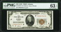 Fr. 1870-F $20 1929 Federal Reserve Bank Note. PMG Choice Uncirculated 63 EPQ