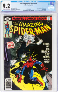 The Amazing Spider-Man #194 (Marvel, 1979) CGC NM- 9.2 Off-white to white pages