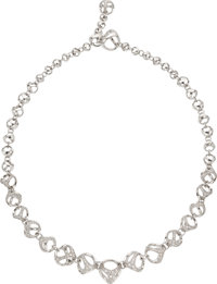 Diamond, White Gold Necklace, Di Modolo