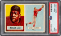 Football Cards:Singles (1950-1959), 1957 Topps Dick Lane #85 PSA Mint 9 - Pop Four, None Higher....