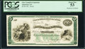 Obsoletes By State:Georgia, Americus, GA- City Council of Americus $2 __ 1, 187_ Proof PCGS About New 53.. ...