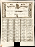 Confederate Notes:Group Lots, Ball 360 Cr. 149 $1,000 1864 Bond Fine-Very Fine.. ...
