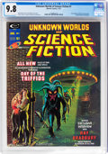 Magazines:Science-Fiction, Unknown Worlds of Science Fiction #1 (Marvel, 1975) CGC NM...
