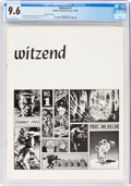 Magazines:Fanzine, Witzend #1 Second Printing (Wally Wood, 1966) CGC NM+ 9.6 ...