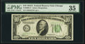 Fr. 2006-G* $10 1934A Federal Reserve Star Note. PMG Choice Very Fine 35