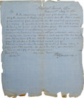 Militaria:Ephemera, (Samuel Colt): A Call For Arms After Harpers Ferry....