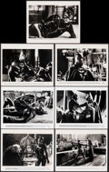 "Movie Posters:Action, Batman Returns (Warner Bros., 1992). Very Fine+. Photos (21) (8"" X 10""). Action.. ... (Total: 21 Items)"
