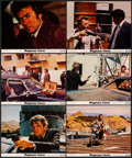 "Movie Posters:Action, Magnum Force (Warner Bros., 1973). Very Fine. Color Photos (6) & Photos (19) (8"" X 10""). Action.. ... (Total: 25 Items)"