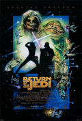 """Movie Posters:Science Fiction, Return of the Jedi (20th Century Fox, R-1997). Rolled, Very Fine. Special Edition One Sheet (26.75"""" X 39.75"""") SS Advance, St..."""