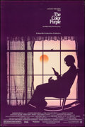 """Movie Posters:Drama, The Color Purple (Warner Bros., 1985). Rolled, Very Fine-. One Sheet (27"""" X 41"""") SS. John Alvin Artwork. Drama.. ....."""