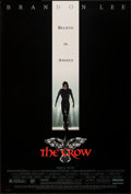 "Movie Posters:Action, The Crow (Miramax, 1994). Rolled, Very Fine+. One Sheet (27"" X 40""). Action.. ..."