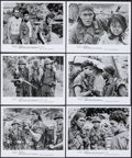 "Movie Posters:Academy Award Winners, Platoon & Other Lot (Orion, 1986). Very Fine-. Presskits (2) (9"" X 12"") with Photos (31). Academy Award Winners.. ...."