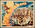 "Movie Posters:Musical, Flying Down to Rio (RKO, 1933). Fine+. Lobby Card (11"" X 14""). Musical.. ..."