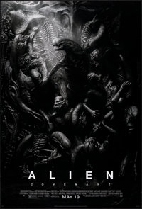"""Alien: Covenant (20th Century Fox, 2017). Rolled, Very Fine/Near Mint. One Sheet (27"""" X 40"""") DS Advance, Style..."""